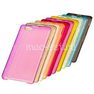 Чехол-накладка пластиковый для Sony Xperia Z1 Compact ультратонкий