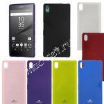 "Чехол-накладка силиконовый для Sony Xperia Z5 / Z5 Dual ""MERCURY / GOOSPERY"""