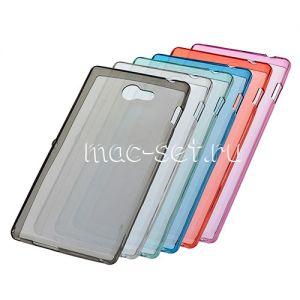 Чехол-накладка силиконовый для Sony Xperia M2 / M2 Dual ультратонкий