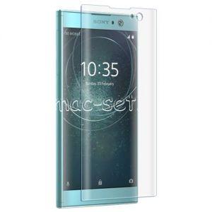 Защитное стекло 3D для Sony Xperia XA2 / XA2 Dual [изогнутое на весь экран] (прозрачное)