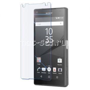 Защитное стекло для Sony Xperia Z5 Compact [переднее] Red Line