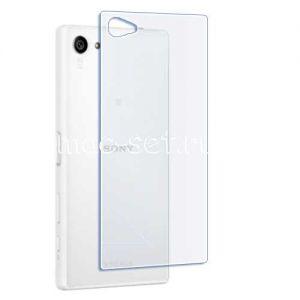 Защитное стекло для Sony Xperia Z5 Compact [заднее] Red Line