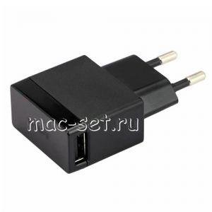 Сетевое зарядное устройство 1xUSB 1500mA для Sony Xperia (черное)