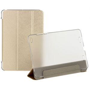 Чехол-книжка для Xiaomi Mi Pad 2 / Mi Pad 3 (золотистый) TransCover