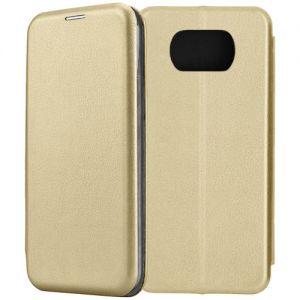Чехол-книжка для Xiaomi POCO X3 NFC / X3 Pro (золотистый) Fashion Case