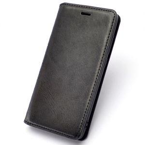 Чехол-книжка для Xiaomi Redmi 4X (черный) Book Case