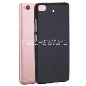 Чехол-накладка силиконовый для Xiaomi Mi5s (черный 0.8мм) Soft-Touch
