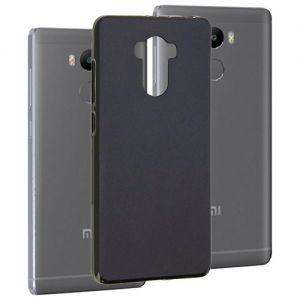 Чехол-накладка силиконовый для Xiaomi Redmi 4 / 4 Pro / Prime (черный 0.8 мм) Soft-Touch