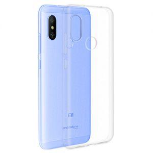 Чехол-накладка силиконовый для Xiaomi Mi A2 Lite (прозрачный 1.0мм)