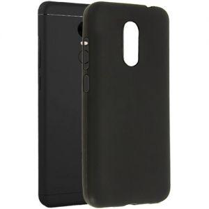 Чехол-накладка силиконовый для Xiaomi Redmi 5 Plus (черный 0.8мм)