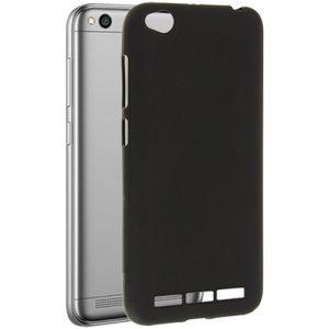 Чехол-накладка силиконовый для Xiaomi Redmi 5A (черный 0.8мм)