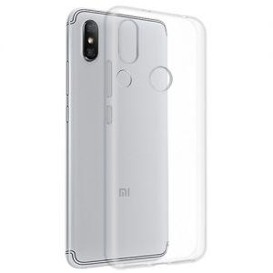 Чехол-накладка силиконовый для Xiaomi Redmi S2 (прозрачный 1.0мм)