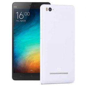 Чехол-накладка силиконовый для Xiaomi Mi4i / Mi4c (прозрачный 0,5мм)
