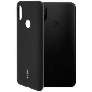 Чехол-накладка силиконовый для Xiaomi Mi A2 / Mi6X (черный) Cherry
