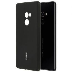 Чехол-накладка силиконовый для Xiaomi Mi Mix 2 (черный) Cherry