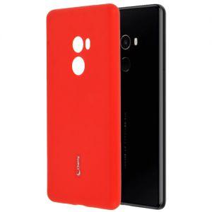 Чехол-накладка силиконовый для Xiaomi Mi Mix 2 (красный) Cherry