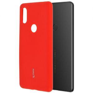 Чехол-накладка силиконовый для Xiaomi Mi Mix 2S (красный) Cherry