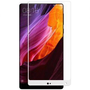 Защитное стекло для Xiaomi Mi Mix [на весь экран] (белое)