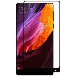 Защитное стекло для Xiaomi Mi Mix [на весь экран] (черное)
