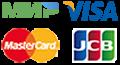 MIR Visa MasterCard JCB